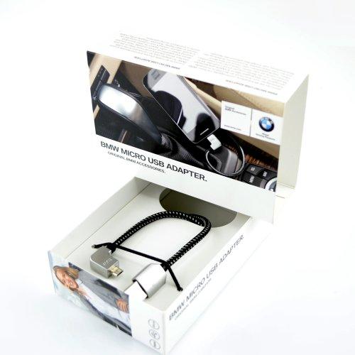 Адапторен кабел BMW за micro USB
