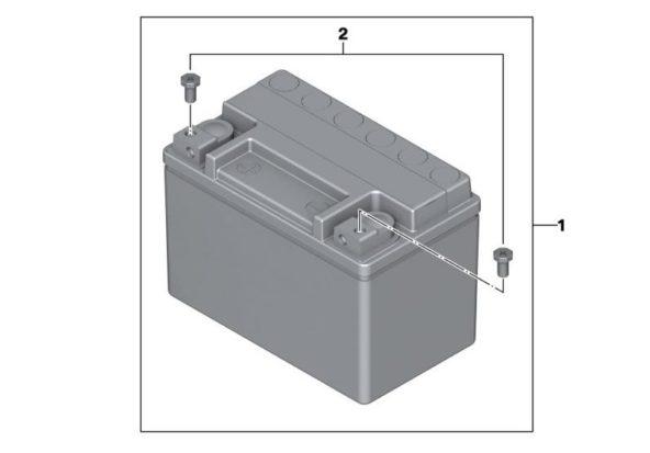 M литиево-йонен акумулатор