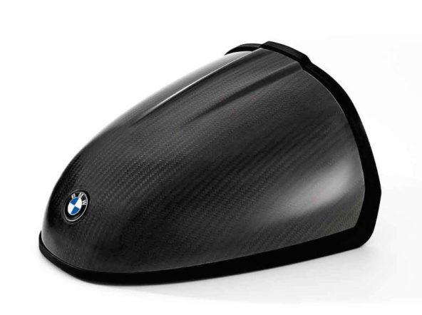 HP карбонов капак за пасажерската седалка